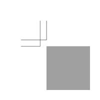 Illustratorの日本式のトンボ
